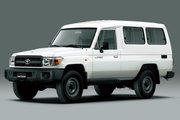 фото Toyota Land Cruiser J78 внедорожник J70 3-й рестайлинг