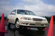 фото Toyota Mark II седан X100