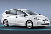 фото Toyota Prius Plus
