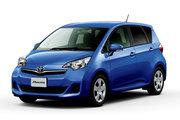 фото Toyota Ractis