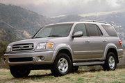 фото Toyota Sequoia внедорожник 1 поколение