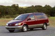 фото Toyota Sienna минивэн 1 поколение рестайлинг