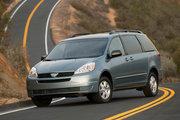 фото Toyota Sienna минивэн 2 поколение
