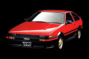 фото Toyota Sprinter Trueno хетчбэк AE85/AE86