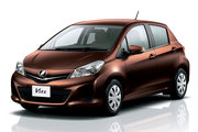 фото Toyota Vitz