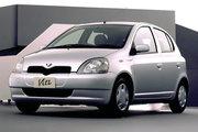 фото Toyota Vitz хетчбэк XP10