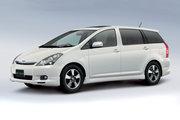 фото Toyota Wish минивэн 1 поколение