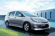 фото Toyota Wish минивэн 1 поколение рестайлинг