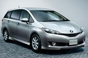 фото Toyota Wish минивэн 2 поколение