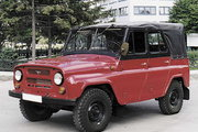 фото УАЗ 3151 кабриолет 1 поколение