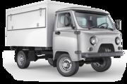фото УАЗ 3303 Автолавка легковой фургон 1 поколение