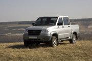 фото УАЗ Pickup пикап 1 поколение рестайлинг