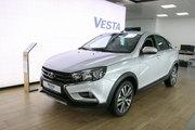 LADA (ВАЗ) Vesta,  1.6 бензиновый, механика, седан