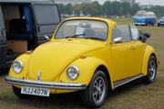 фото Volkswagen Beetle кабриолет 1200 4-й рестайлинг