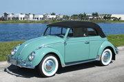 фото Volkswagen Beetle кабриолет 1200/1300/1500 рестайлинг