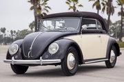 фото Volkswagen Beetle кабриолет 1 поколение