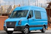 фото Volkswagen Crafter Комби микроавтобус 1 поколение