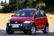 фото Volkswagen Fox Cross хетчбэк 2 поколение рестайлинг
