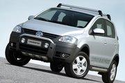 фото Volkswagen Fox Cross хетчбэк 2 поколение