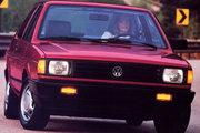 фото Volkswagen Fox седан 1 поколение