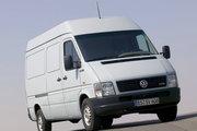 фото Volkswagen LT легковой фургон 2 поколение