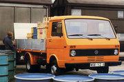 фото Volkswagen LT борт 1 поколение