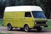 фото Volkswagen LT легковой фургон 1 поколение