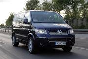 фото Volkswagen Multivan микроавтобус T5