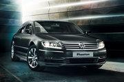 фото Volkswagen Phaeton седан 1 поколение 2-й рестайлинг