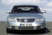 фото Volkswagen Phaeton седан 1 поколение