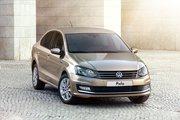 фото Volkswagen Polo седан 5 поколение рестайлинг