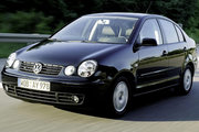 фото Volkswagen Polo Classic Седан седан 4 поколение