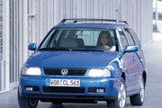 фото Volkswagen Polo Variant универсал 3 поколение