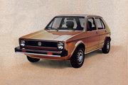 фото Volkswagen Rabbit хетчбэк 1 поколение