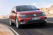 Volkswagen Tiguan,  1.4 бензиновый, механика, кроссовер