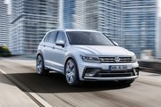 Volkswagen Tiguan,  1.4 бензиновый, робот, кроссовер