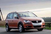фото Volkswagen Touran Cross минивэн 2 поколение