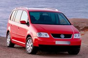фото Volkswagen Touran минивэн 1 поколение