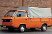 фото Volkswagen Transporter Single Cab пикап T3
