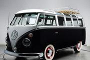 фото Volkswagen Transporter Samba микроавтобус T1 рестайлинг