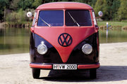 фото Volkswagen Transporter Kombi микроавтобус T1