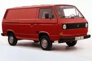 фото Volkswagen Transporter легковой фургон T3