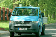 фото Volkswagen Transporter Single Cab пикап T5