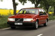 фото Volvo 940 седан 1 поколение