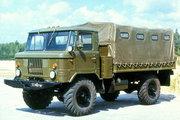 фото ГАЗ 66 борт 1 поколение