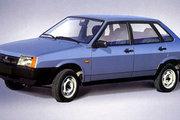 фото LADA (ВАЗ) 21099 седан 1 поколение