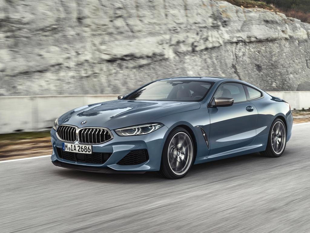 Купить новый BMW 8 серия 2020 года, 840d xDrive, за 284553 р. - каталог объявлений salon.av.by.