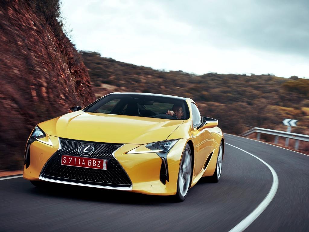Купить новый Lexus LC 2020 года, Sport+, за 300300 р. - каталог объявлений salon.av.by.